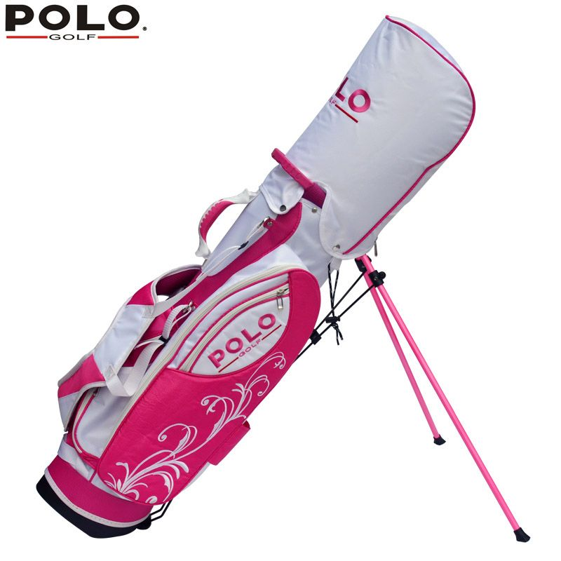 2.3kg Light Polo New Golf Waterproof Support Package Youth Ball Cart Bag Golf Rack Bag Can Be Installed 11-13 Club Most Portable