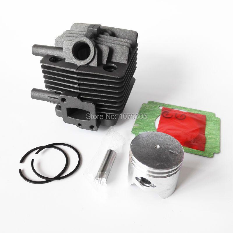 Cylinder Piston SET for CG260 Brush Cutter.Grass Trimmer.Gasoline Engine Garden Tools Spare Parts