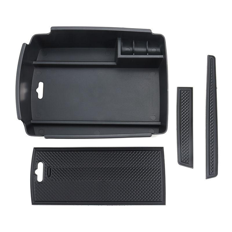 Car Central Console Storage Box Armrest Storage Box Glove Box for KIA Sportage KX5 2016