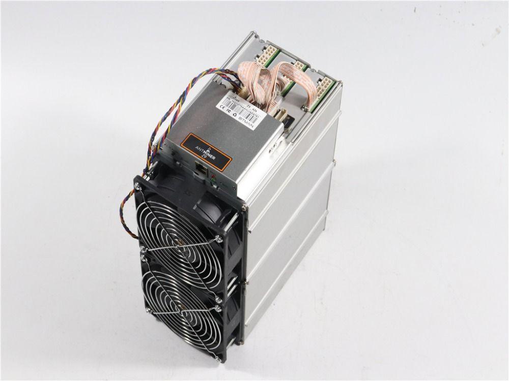 Verwendet Asic Equihash Miner Antminer Z9 42k Sol/s ZCASH Miner Bergbau ZEC ZEN BTG Wirtschafts Als Innosilicon a9 Antminer S9 S11 S15