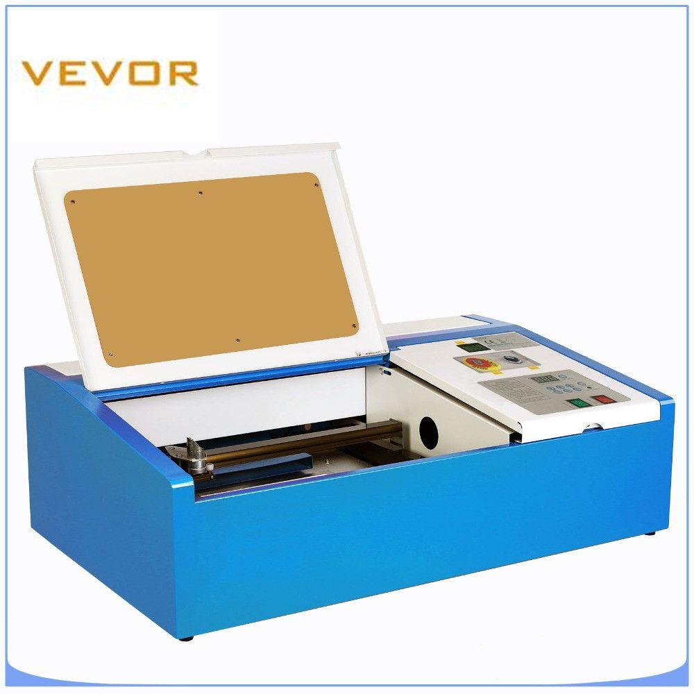 CO2 Laser Engraver Gravur Maschine 40 watt DIY Drucker Lüfter Kunstwerk