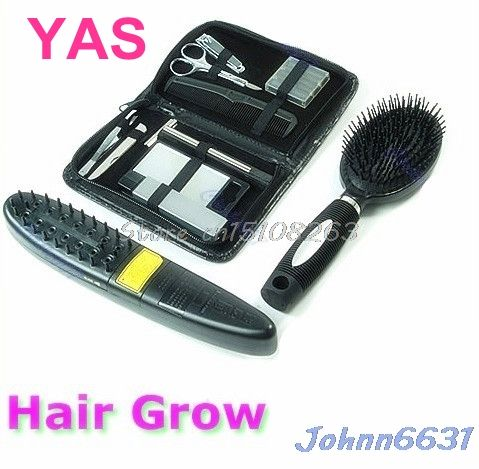 New Laser Treatment Power Grow Comb <font><b>Kit</b></font> Stop Hair Loss Hot Regrow Therapy New #Y207E# Hot Sale