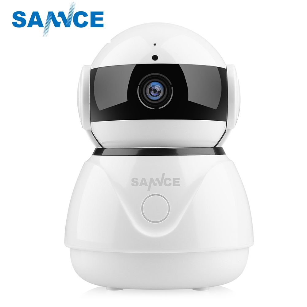 SANNCE 1080P FHD Smart Wireless PT Security IP Camera Baby Monitor Wifi Camera Home Security Night Vision Video Surveillance Cam