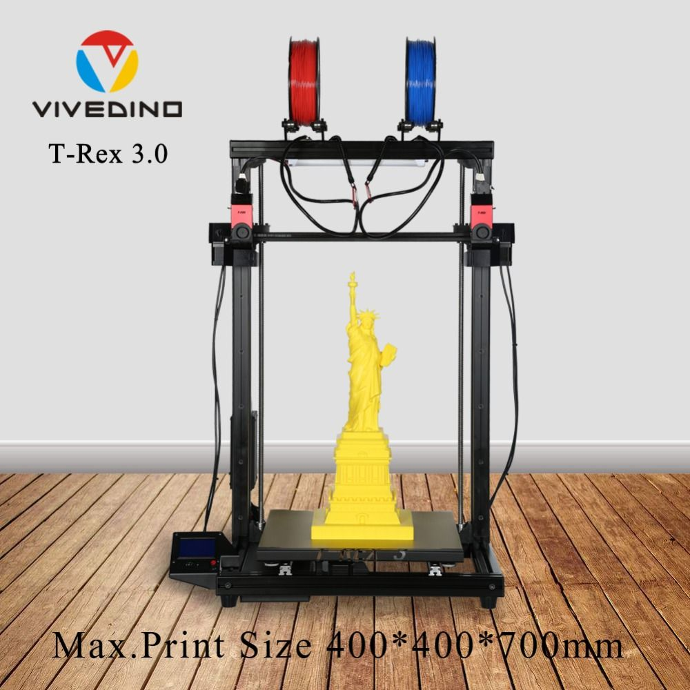 FORMBOT popular model 3d printer kit excellent quality high sales volume with independent dual extruder