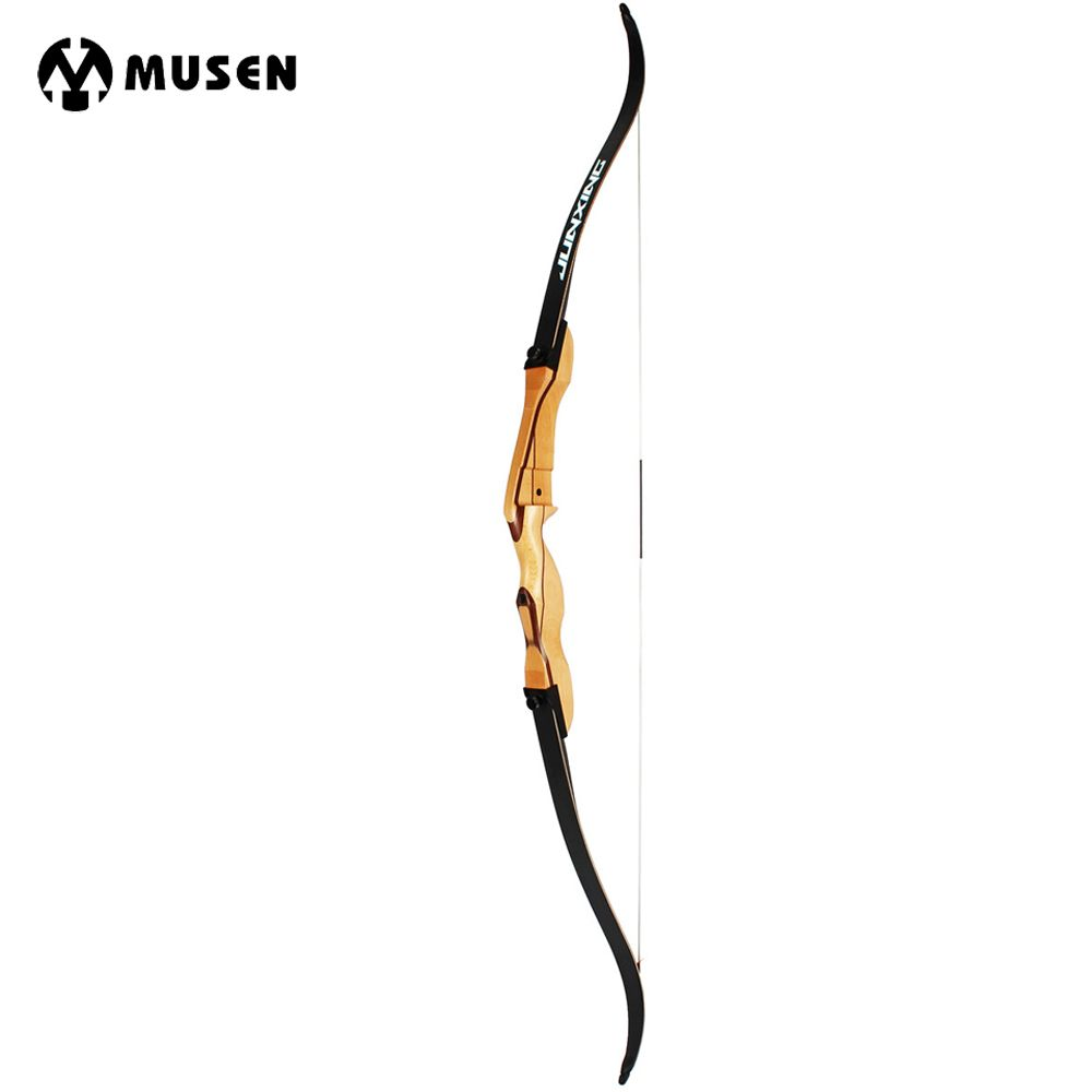 18-32lbs Wooden Long Bow 68 inches Wooden Bow Tradition Bow for Outdoor Hunting Target Shooting Archery Games