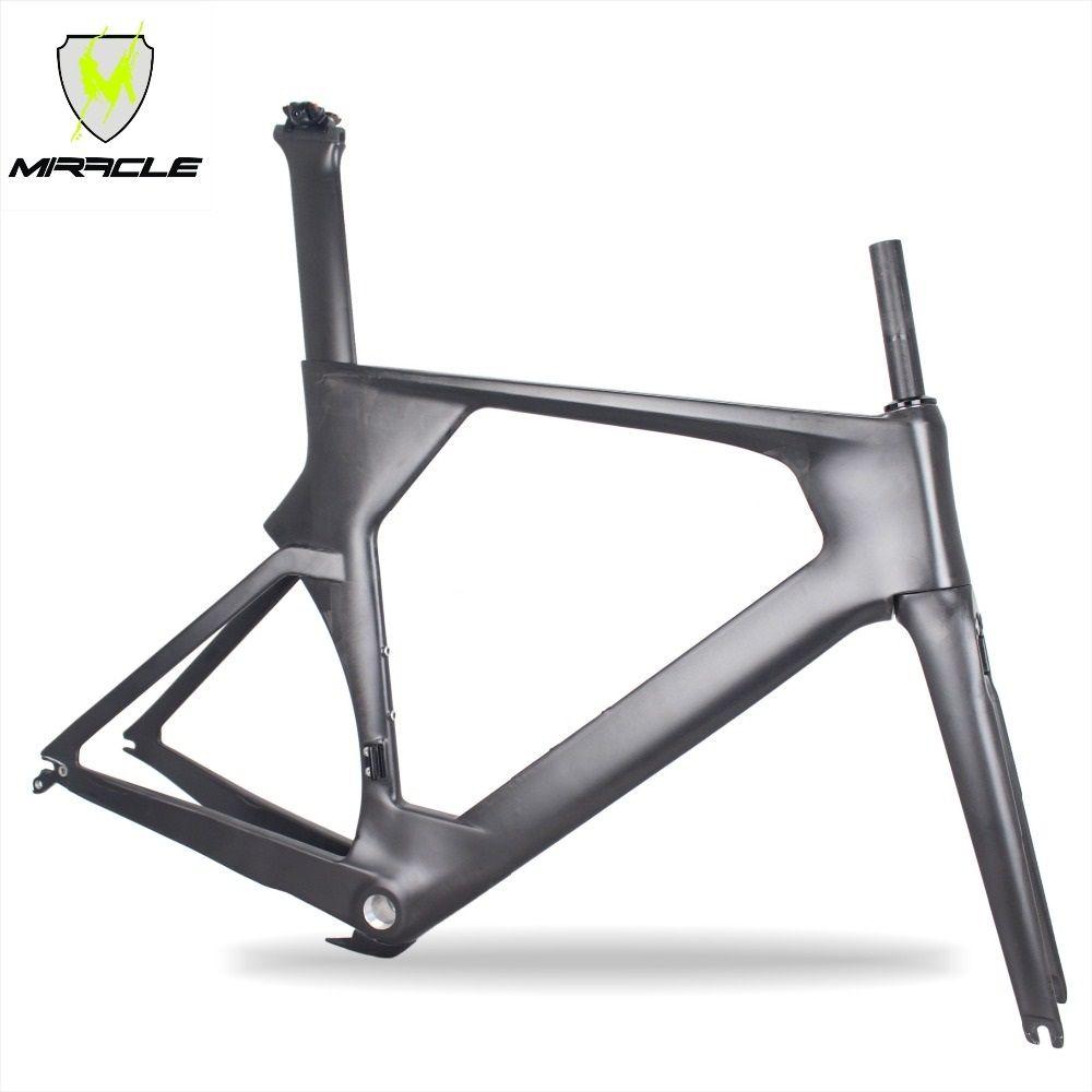 2018 AERO 700x25C Carbon fahrrad rahmen Carbon tt rahmen t700 Carbon Triathlon Fahrrad Rahmen 49/52/54/ 56 cm Rahmen/gabel/sattelstütze