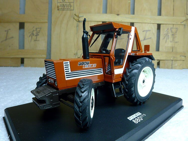 France replicagri 1:32 CLAAS MARKANT 65 (REP077) FIAT 880 DT5 tractor models Alloy agricultural vehicle model
