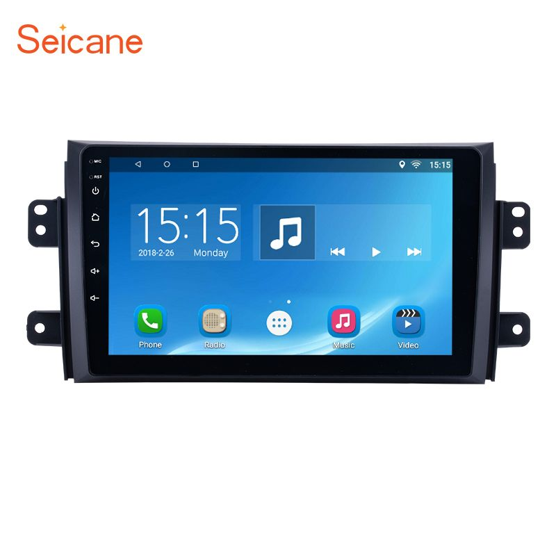 Seicane Android 6.0 2Din 9