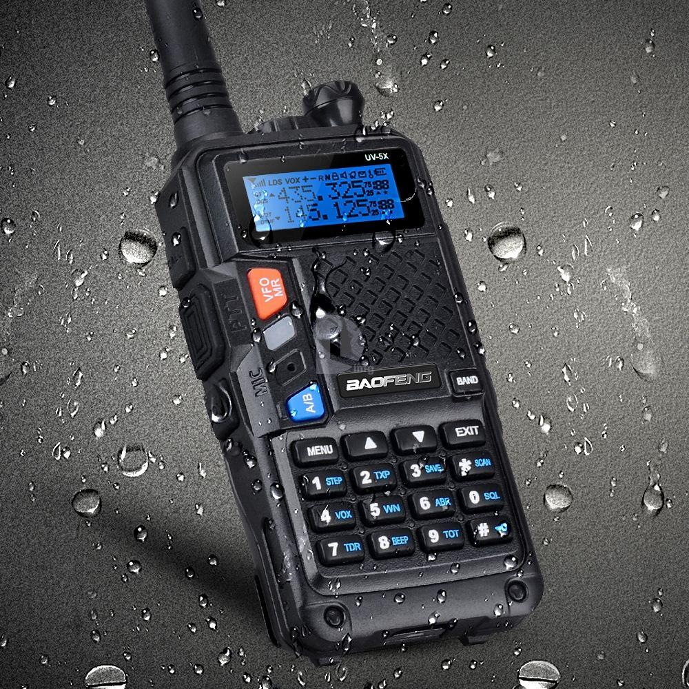 Original BAOFENG UV-5X Verbesserte Version von UV-5R UV5R Zwei-wege-radio Walkie Talkie FM Funktion Original Hauptplatine P0015842