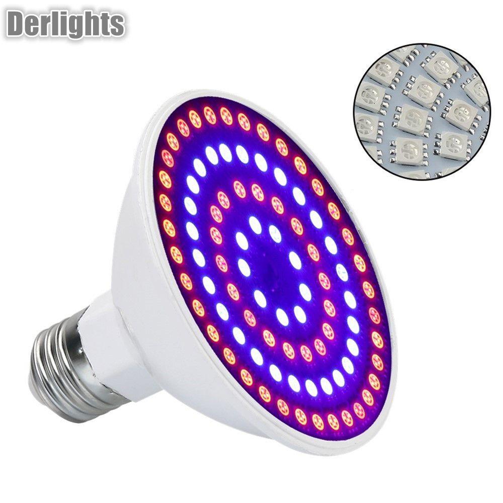 LED Grow Light 20W AC85-265V E27 Aquarium LED Grow Bulb Indoor Plant Grow Lights phyto LEDs for plants