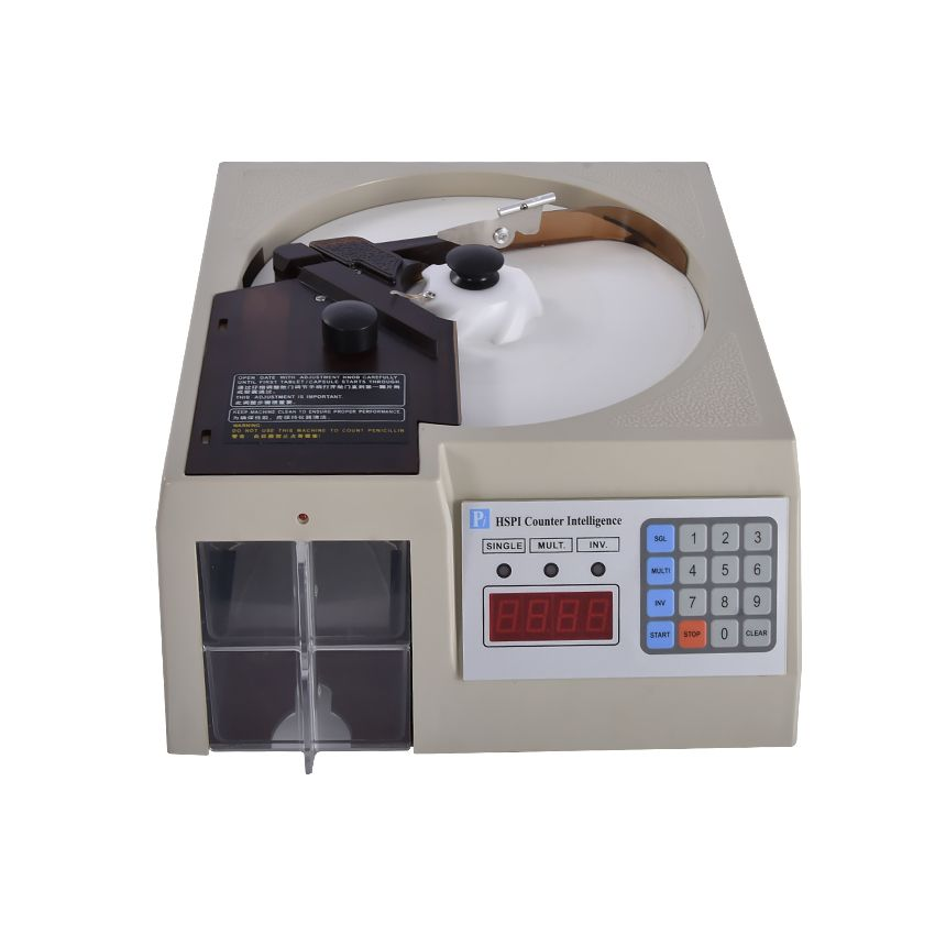 MC-P01 Small Automatic Pill Counter Tablet Counting Machine Pill Counting Tray for Capsules/Pills/Tablet 220V/110V 100W Hot Sale