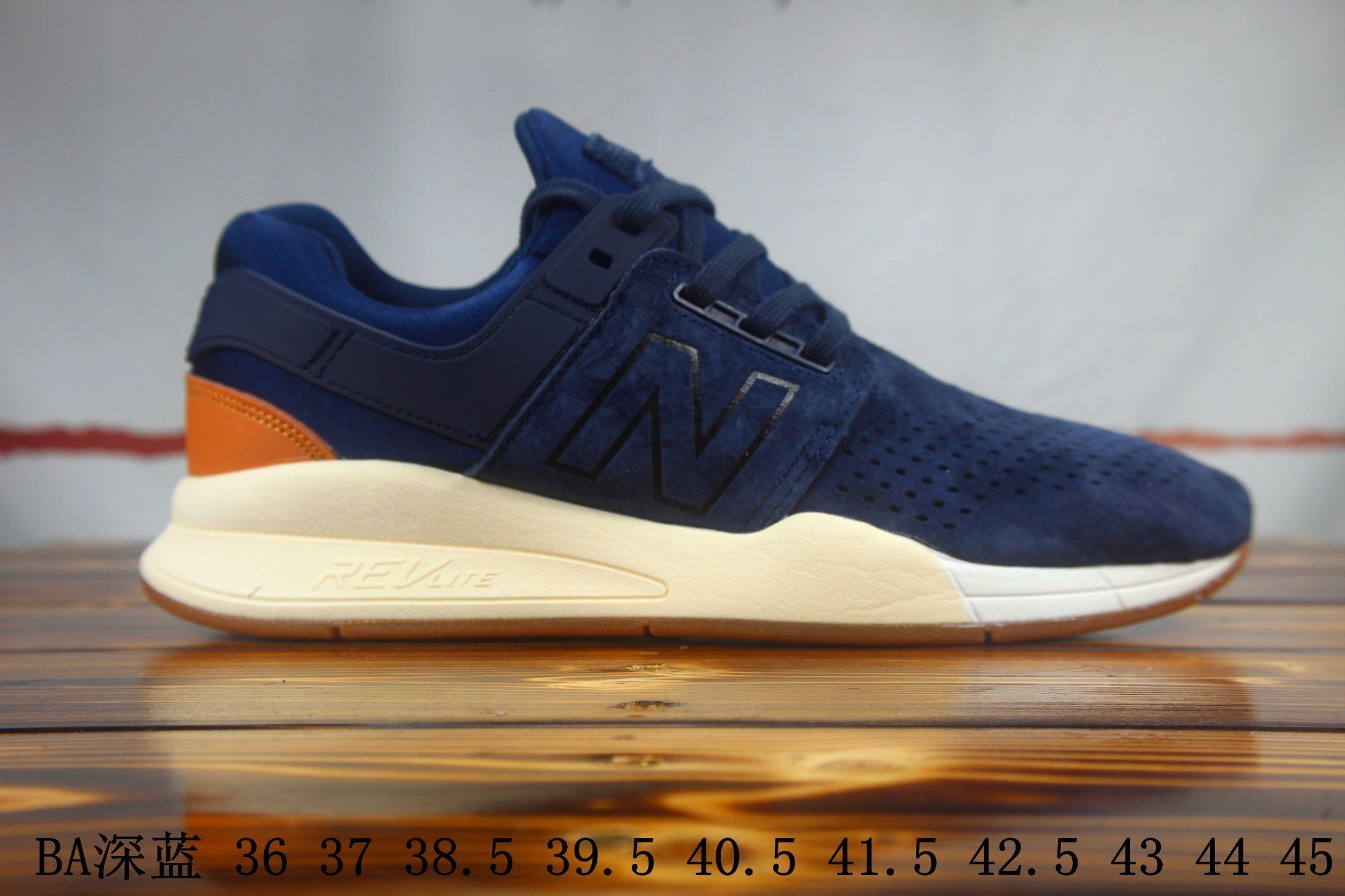 Neue Balance MS247GS/BA/BR/GP/LN männer Und frauen Badminton Schuh Sport Indoor ausbildung Schuh Großen Größe 36-45
