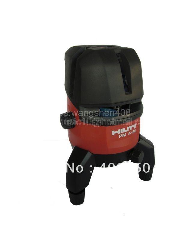 Hilti laser-messsystem produkte die PM4-M die PM4-M laser kennzeichnung Ebene kennzeichnung instrument