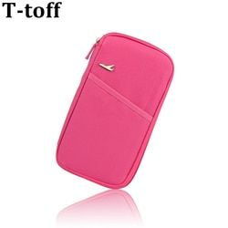 Travel Passport Cover Wallet Travelus Multifunction Credit Card Package ID Holder Storage Organizer Clutch Money Bag