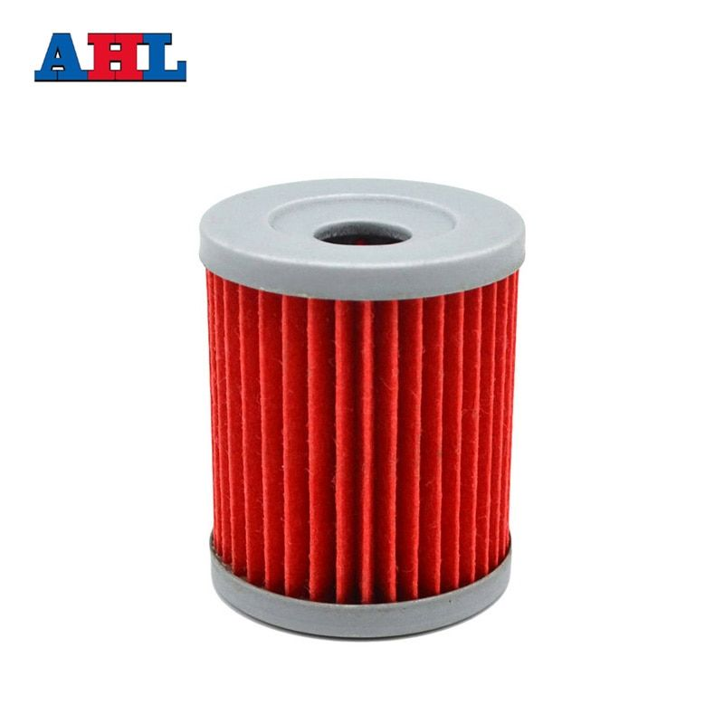 1Pc Motorcycle Engine Parts Oil Grid Filters For SYM 400I MAX SYM 400 2011 2012 Red Motorbike Filter