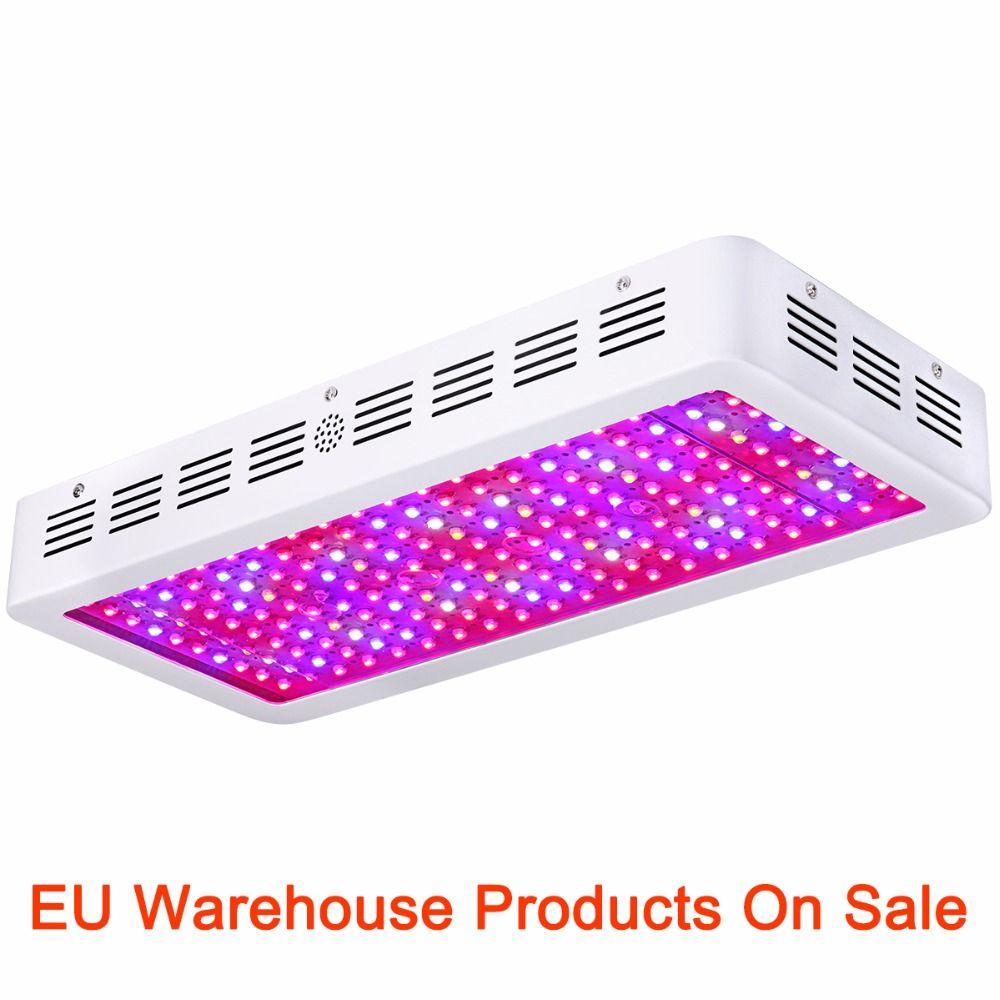 Best LED Grow Light 300W 600W 800W 1000W 1500W 2000W Full Spectrum for Indoor Aquario Hydroponic Plant LED Grow Light High Yield