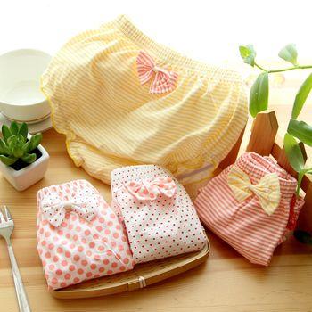 4 Pcs/lot 100% coton Bébé filles sous-vêtements mignon Bébé Slip nouveau mode Enfants Dossiers Courts doux livraison gratuite