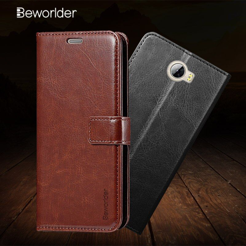 Beworlder For Huawei Y5 II Case Huawei Honor 5A Case PU Leather Case Flip Stand Card Slot Photo Frame Cover For Huawei Y5II Y5 2