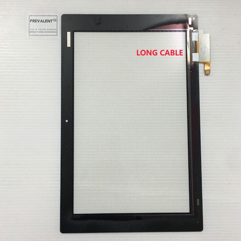 For Sony <font><b>Xperia</b></font> Tablet Z2 SGP511 SGP512 SGP521 SGP541 10.1Black Touch Screen Digitizer Sensor Replacement Accessories