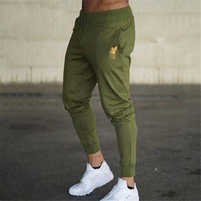 Printemps été hommes pantalons mode Skinny pantalons de survêtement hommes Joggers rayé Slim ajusté pantalons gymnases vêtements Harem pantalon