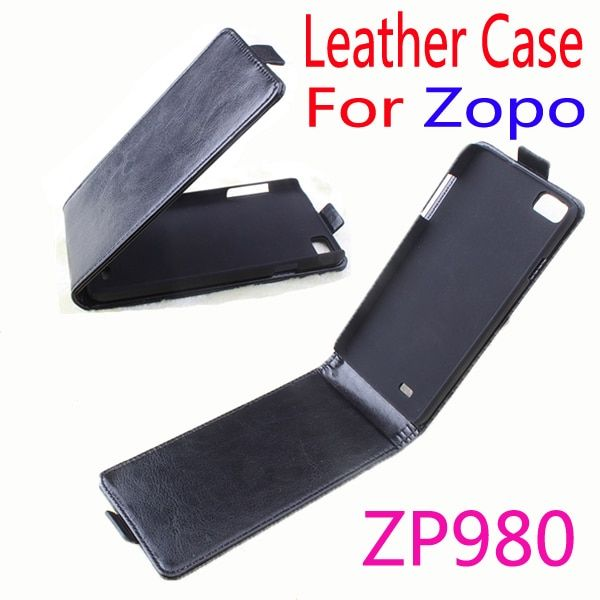 High Quality New Original ZOPO ZP980 Leather Case Flip Cover for ZP 980 Case Phone Cover In Stock