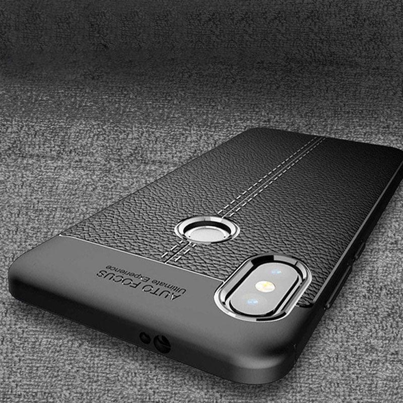 Xiaomi Redmi Note 5 Pro Case Note 5 Prime Shockproof Bumper Anti-fingerprint Matte TPU Silicon Case Cover For Redmi Note 5 Pro