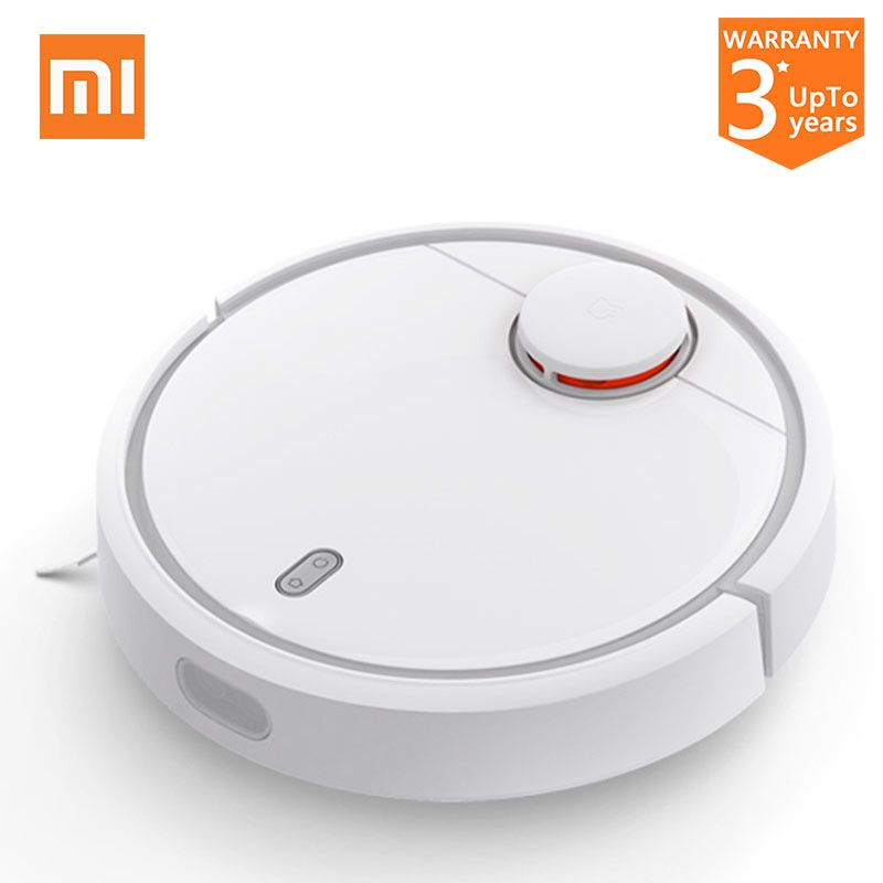 xiaomi Global Version Original Robot Vacuum Cleaner Robotic Smart Planned Type App Control Auto Charge LDS Scan Mapping