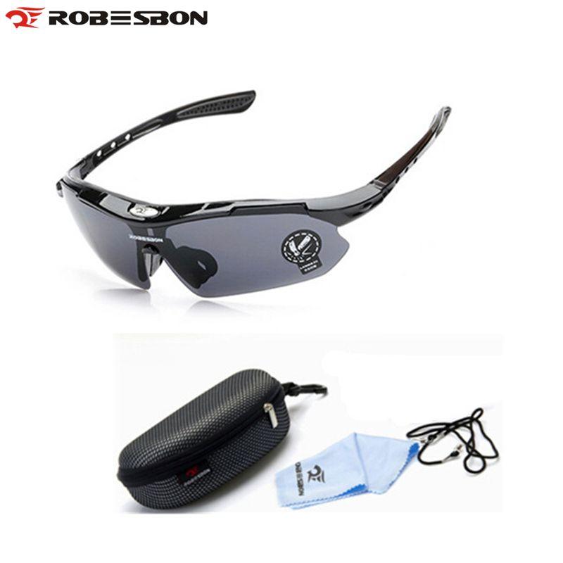ROBESBON Neue outdoor camping & wandern taktischen schutzbrillen sonnenbrille polarisierte treiber männer radfahren reiten sonnenbrillen