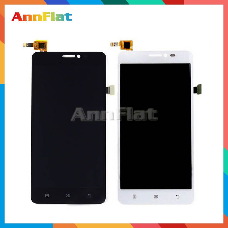 high quality 5.0'' For Lenovo S850 S850T LCD Display Screen With Touch Screen Digitizer Assembly Free shipping