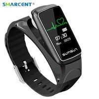 B7 Bluetooth Smart Band Talkband Heart Rate Monitor Sport Health Smartband Watch Bracelet with Music Player Wristband pk z11 y5
