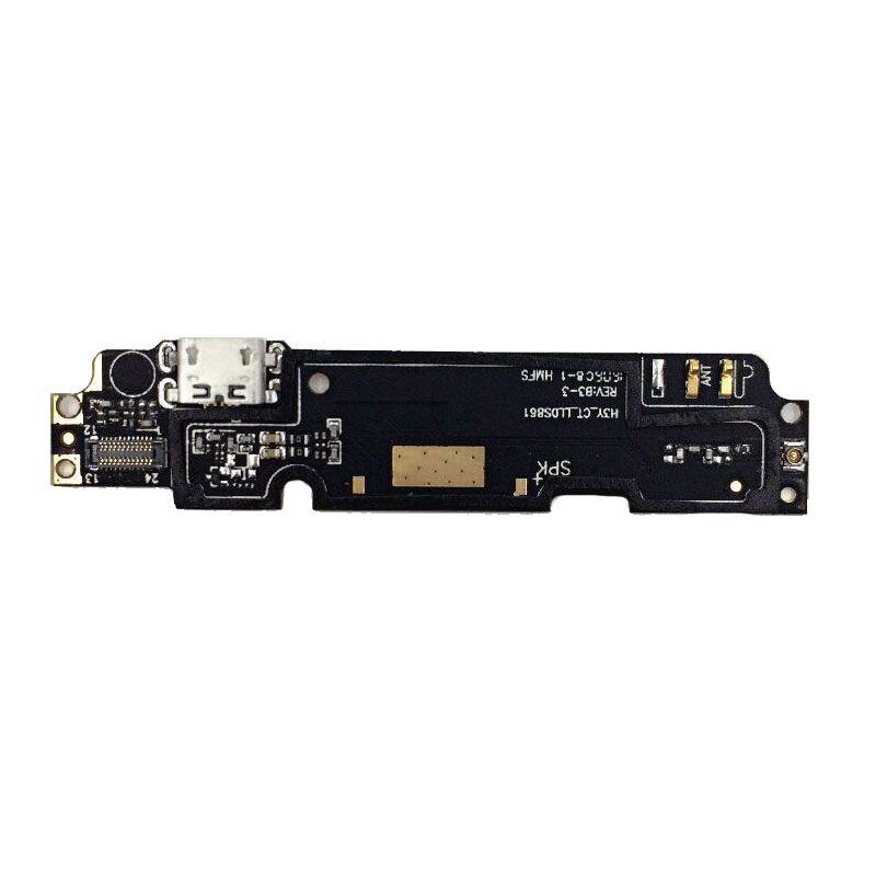 Téléphone Pièces D'origine Xiaomi Redmi Note 2 Micro USB Plug Charge Remplacement de la Carte USB Flex Câble Pour Xiaomi Redmi Note 2