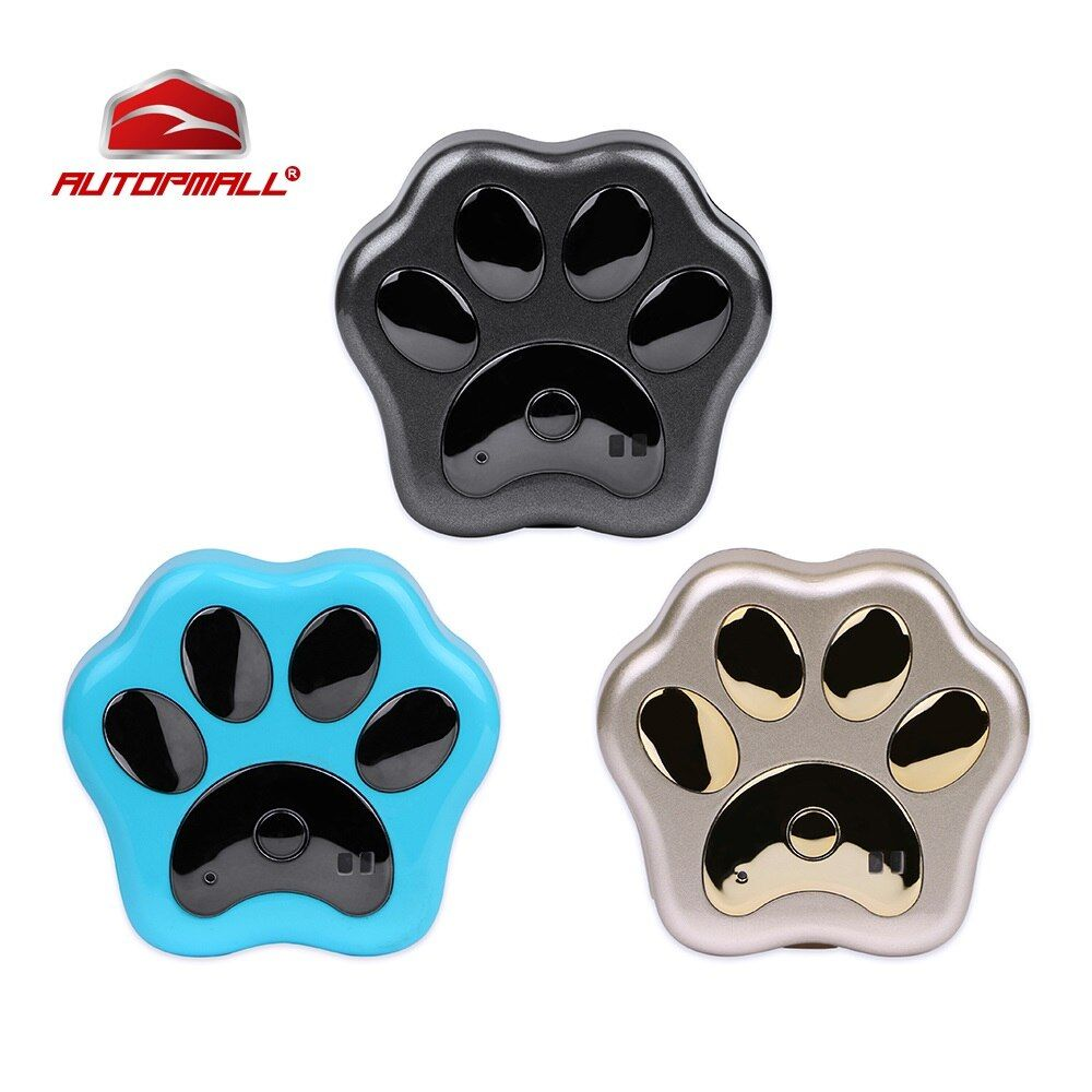 3G GPS tracker Dog Cat Pet GPS Locator Real Time Tracking Device WCDMA DOG Track Waterproof Free Web Android iOS Tracking Device