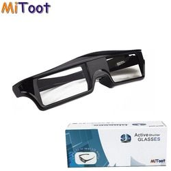 MiToot Active Shutter 3D glasses for Sony TV EPSON projector TW6600/5350/5200/5030UB/5040UB & 2012~2016 years bluetooth RF 3d TV