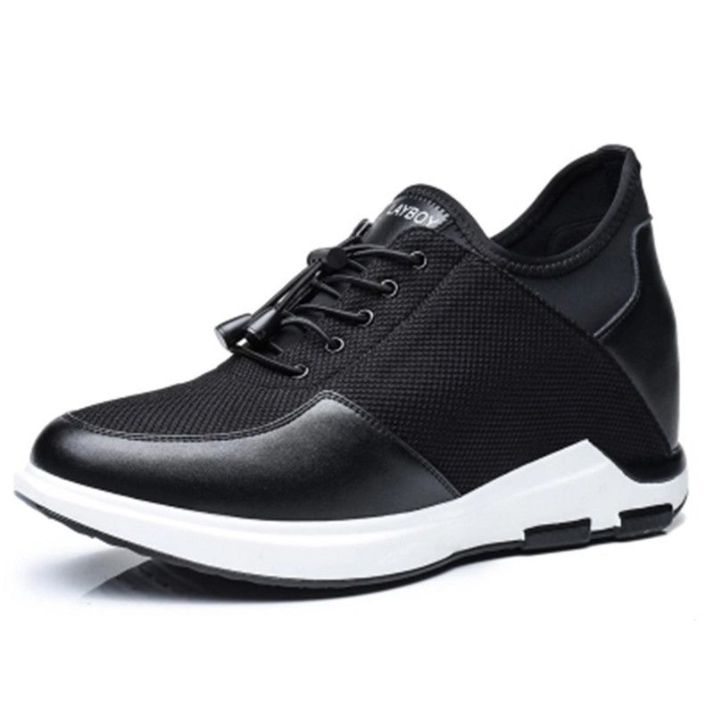 New Summer Casual Mesh sneakers Elevator shoes Breathe height incresing shoes With Getting 8/10 CM Tall