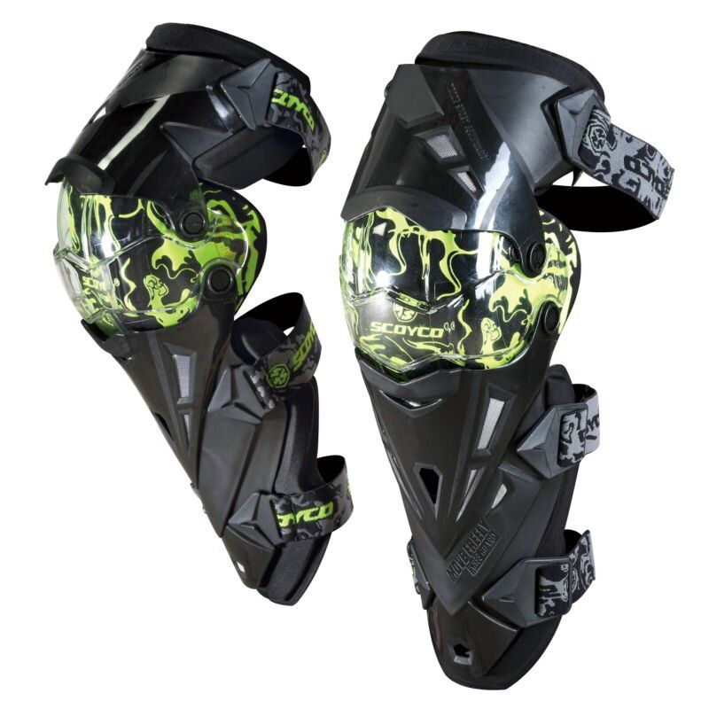 De Scoyco K12 motocicleta Protector de la rodillera Protector de La Rodilla equipo joelheiras de Aprobación CE Guardias motocross racing 5 Colores