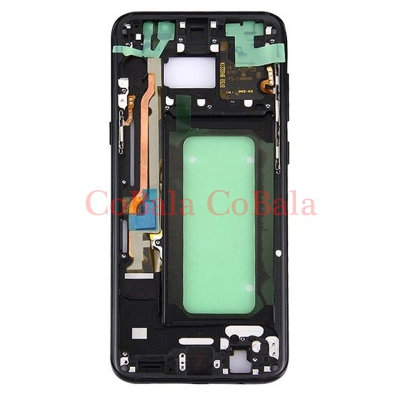 LOVAIN 10Pcs For Samsung Galaxy S8+ S8 Plus G955 G955F Housing LCD Display Middle Frame Midframe Bezel Chassis Plate
