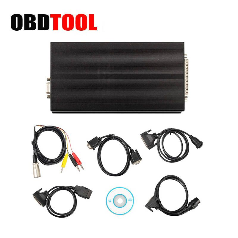Diagnostic Tool MB Carsoft 7.4 Multiplexer ECU Chip Tunning MCU Controlled Interface for Mercedes Benz Carsoft V7.4 Multiplexer