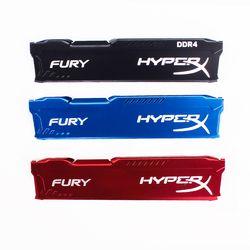 Ram Heatsink Radiator untuk RAM DDR3 Memori Cooler Pendingin Heat Sink Desktop Memori Radiator untuk Fury HyperX DDR3 DDR4