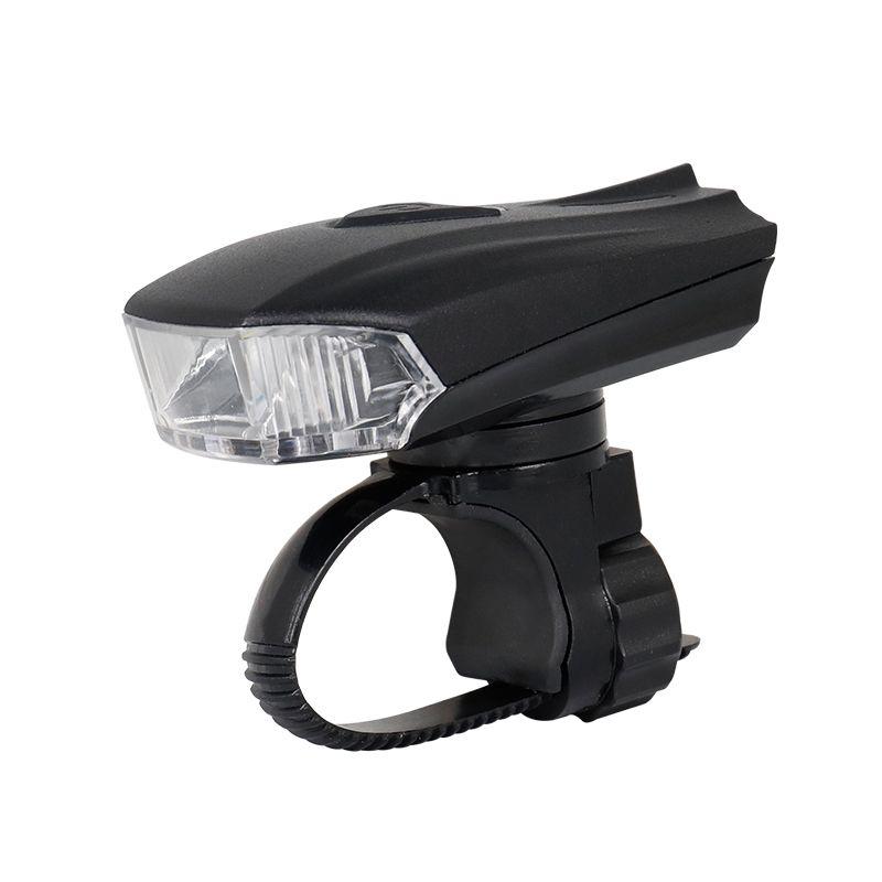 Vélo Intelligent tête lumière vélo Intelligent avant lampe USB Rechargeable guidon LED lanterne lampe de poche mouvement Action capteur