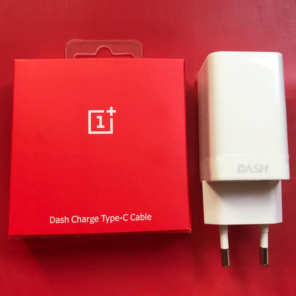 D'origine pour Oneplus 6 t Type C Dash Charge Câble 5 v 4A US EU Rapide Adaptateur De Charge Pour OnePlus 6 5 t A5100 OnePlus 3 t/1 + 5 A5000
