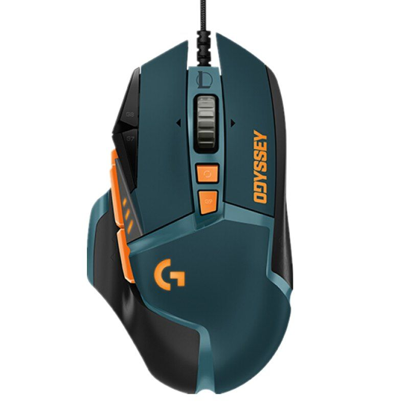 Logitech G502 HERO Gaming Mouse League of Legends (LOL) Limited Edition