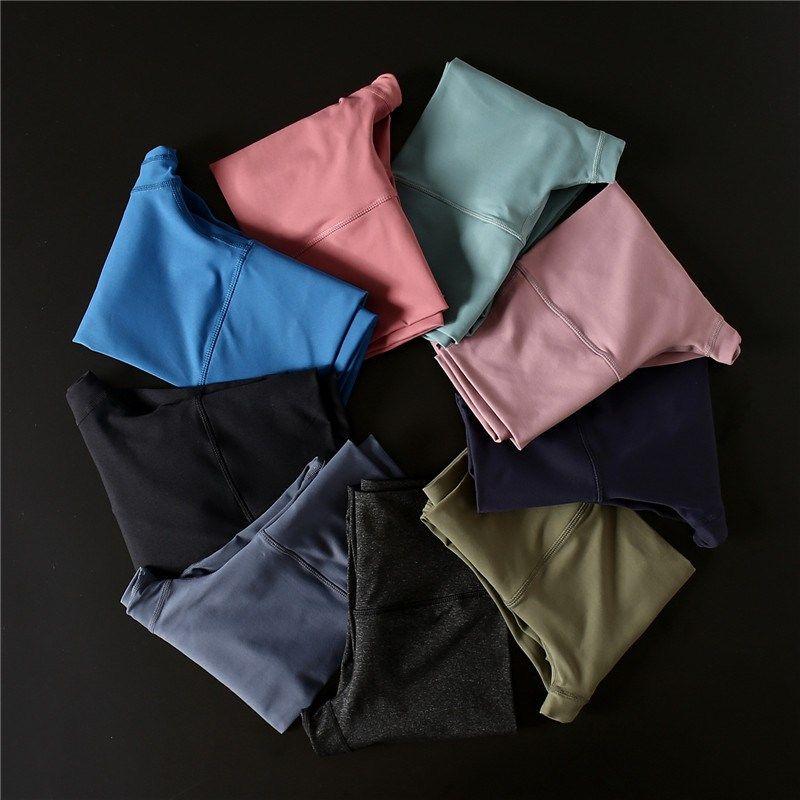 Pantalons de Yoga Super extensibles pour le contrôle du ventre avec poche cachée Leggings de Sport à taille haute pour femmes