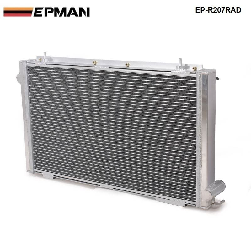 Performance Radiator Manual aluminum 42mm2 Row For 92-00 SUBARU IMPREZA WRX/Sti GC8 EP-R207RAD