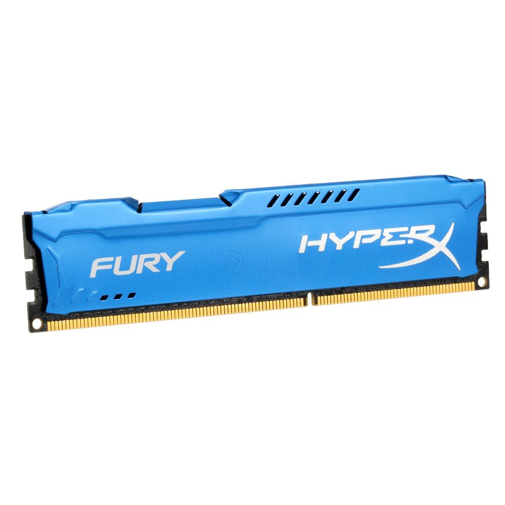 Kingston HyperX FURY Ram DDR3 4GB 8GB 1866MHz Memory DIMM RAM 1.5V 240-Pin SD RAM Intel Memory Ram For Desktop PC Gaming <font><b>Laptop</b></font>