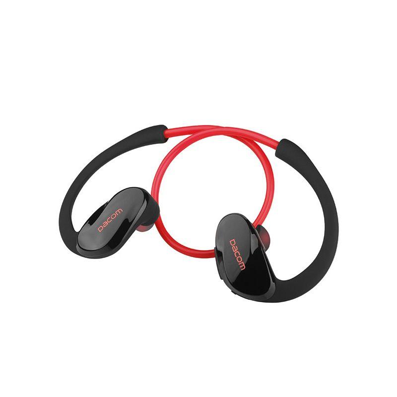 Dacom Athlète Bluetooth 4.1 casque écouteurs sans fil de sport stéréo écouteur avec microphone Pour iphone Huawei xiaomi