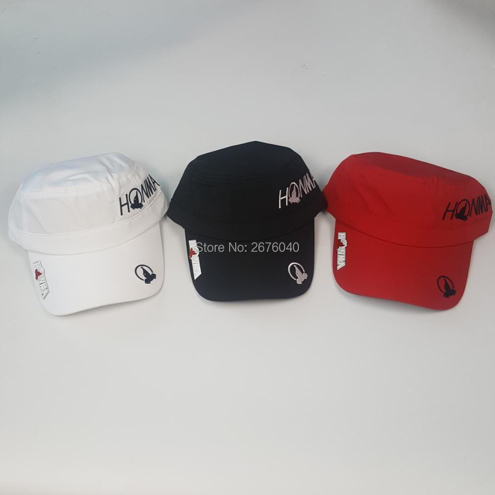 HONMA Golf Cap Sport Baseball Kappe Outdoor Hut Neue Sonnencreme Sport Golf Cap Kostenloser Versand