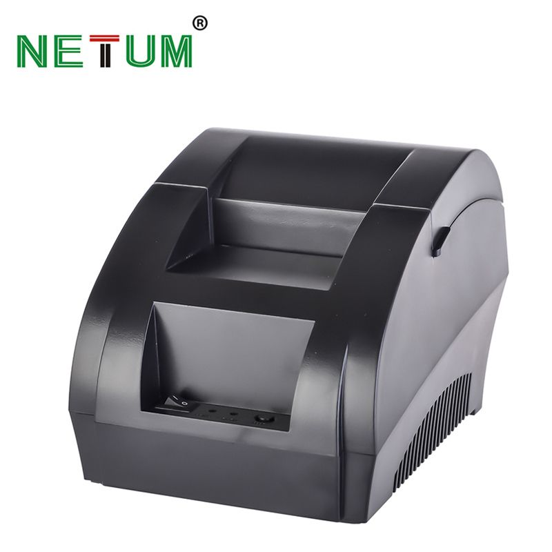 58mm thermobondrucker 58mm usb thermodrucker usb pos system supermarkt NT-5890K
