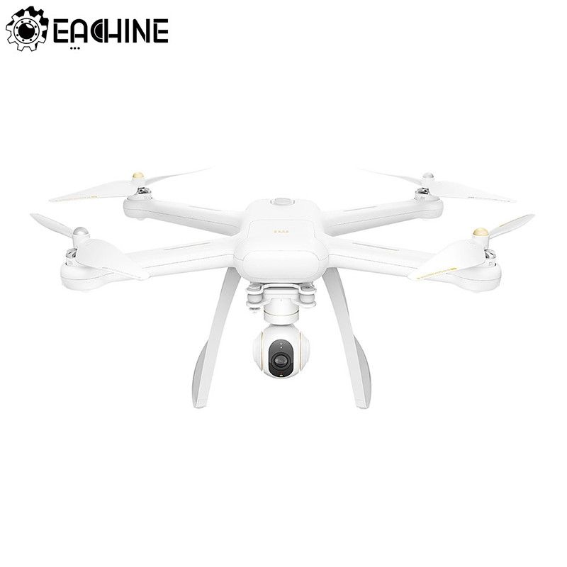 Original Xiao mi mi Drone WIFI FPV RC Quadcopter w/1080 p 4 karat Version 30fps HD Kamera 3 -achsen Gimbal GPS App RC Drone RTF