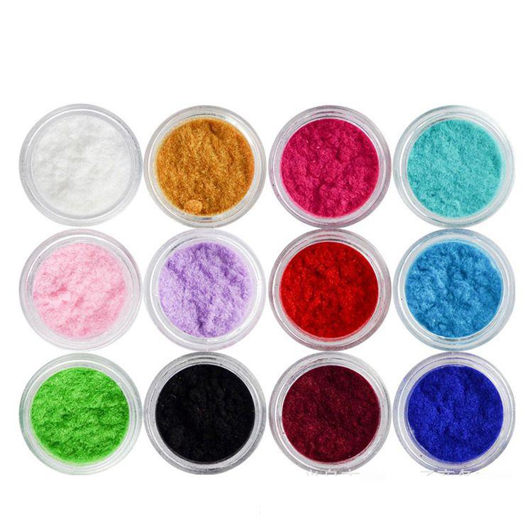 Más barato Mejor calidad arcylic Nail Powder polvo acrílico 2017 shinning polvo XR007