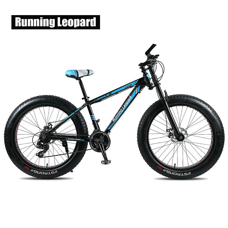 Mountain Bike, MTB 21 Speed 26 Inch Aluminum Alloy Frame Bikes, Super long forking bikes. fatbike speed bike bmx